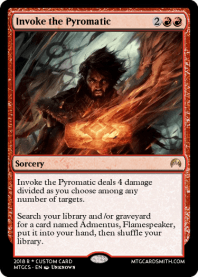 Invoke the Pyromatic