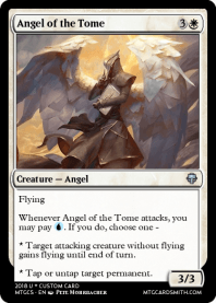 Angel of the Tome