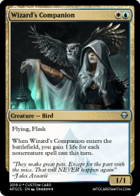 Wizard's Companion