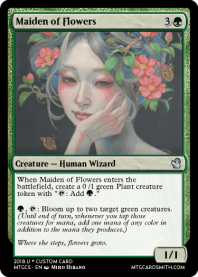 Maiden of Flowers