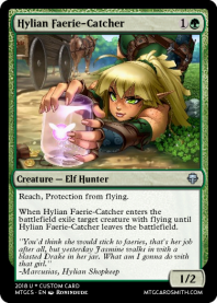 Hylian Faerie-Catcher