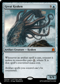 Great Kraken