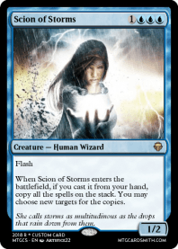 Scion of Storms