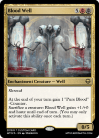 Blood Well