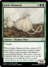 Garlic Mammoth
