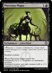 Phyrexian Plague