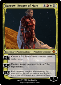 Darrow, Reaper of Mars
