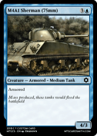 M4A1 Sherman (75mm)
