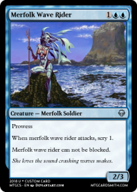 Merfolk Wave Rider