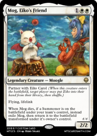 Mog, Eiko's Friend