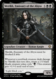 Merikh, Emissary of the Abyss