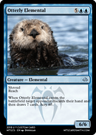 Otterly Elemental