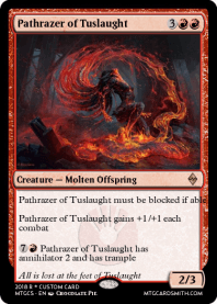 Pathrazer of Tuslaught