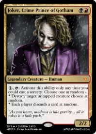 Joker, Crime Prince of Gotham