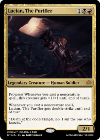 Lucian, The Purifier