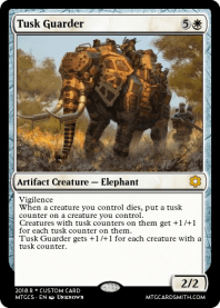 Tusk Guarder