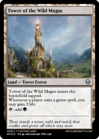 Tower of the Wild Magus