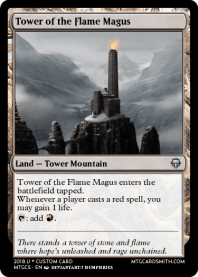 Tower of the Flame Magus