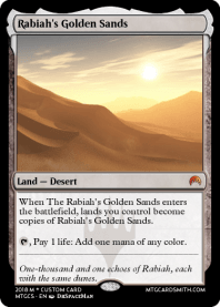 Rabiah's Golden Sands