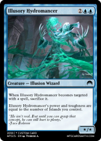Illusory Hydromancer
