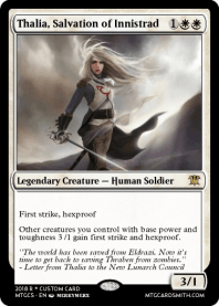 Thalia, Salvation of Innistrad