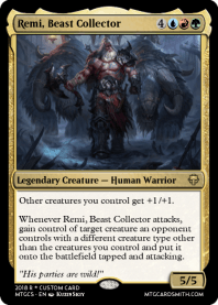 Remi, Beast Collector