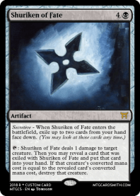 Shuriken of Fate