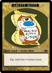 Gritty Kitty