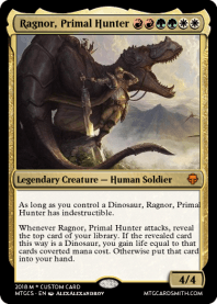 Ragnor, Primal Hunter