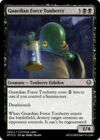 Guardian Force Tonberry