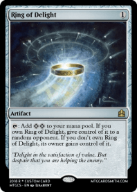 Ring of Delight