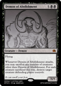 Demon of Abolishment