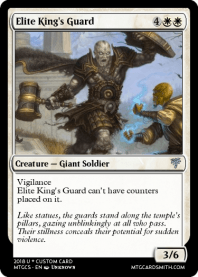 Elite King's Guard