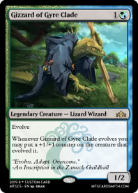Gizzard of Gyre Clade