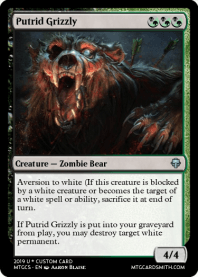 Putrid Grizzly