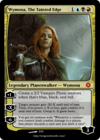 Wymona, The Tainted Edge