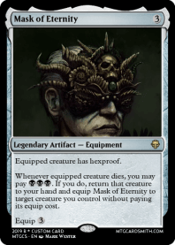 Mask of Eternity