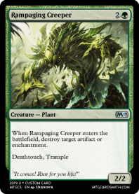 Rampaging Creeper