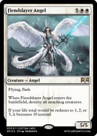 Fiendslayer Angel