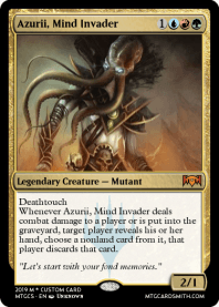 Azurii, Mind Invader