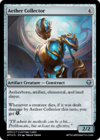 Aether Collector