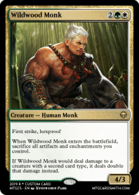 Wildwood Monk