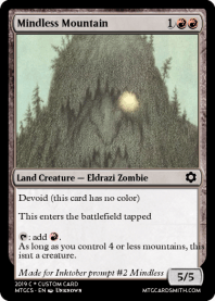 Mindless Mountain