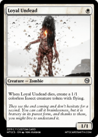 Loyal Undead