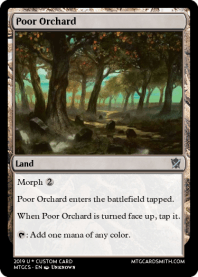 Poor Orchard