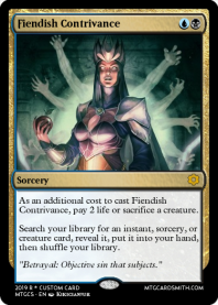Fiendish Contrivance