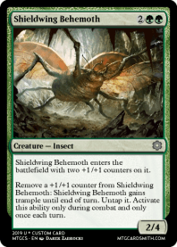 Shieldwing Behemoth