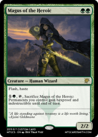 Magus of the Heroic