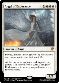 Angel of Endurance