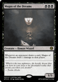 Magus of the Dreams